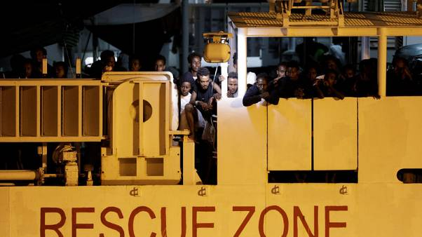 Italy's anti-migrant stance puts EU Mediterranean mission at risk