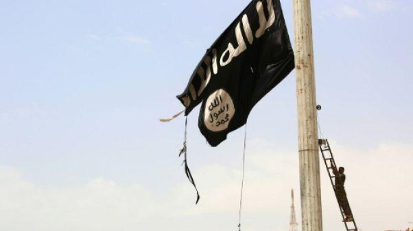 Le groupe Etat islamique (EI) est en pleine réorganisation