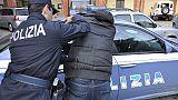 Rissa nel Fiorentino, 6 arresti