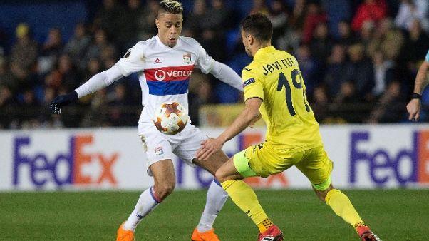Mariano saluta il Lione, torna al Real