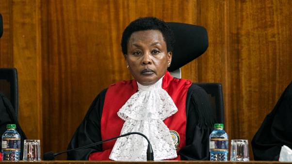 Kenya's deputy chief justice arrested for suspected corruption - police