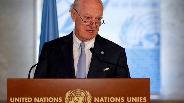 U.N. invites U.S. and allies for Syria talks next month