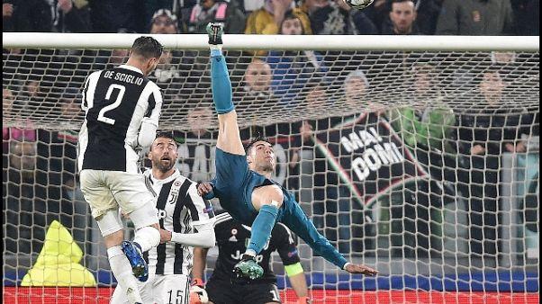 Juve: Ronaldo, non dimenticherò quel gol
