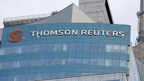 Thomson Reuters launches $9 billion share buyback