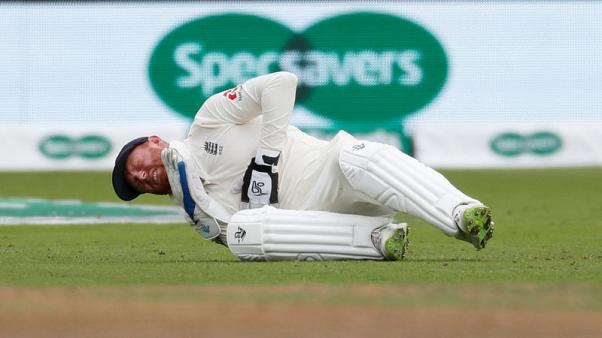 England's Bairstow hoping to keep wicket in fourth test