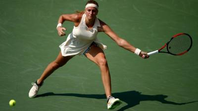 US Open: Kvitova poursuit son chemin