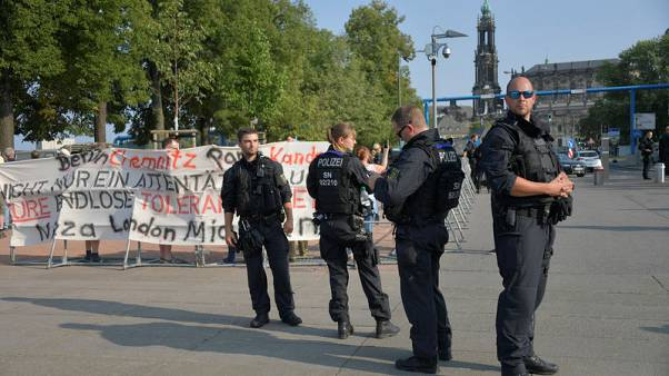 German far-right mobilised by 'fake news' after stabbing - officials