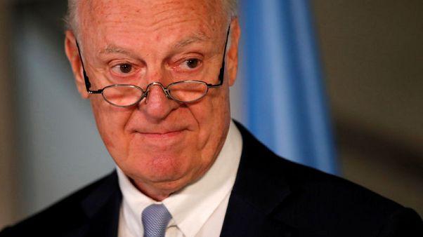 مسؤول: أمريكا تشارك في محادثات تقودها الأمم المتحدة في جنيف بشأن سوريا