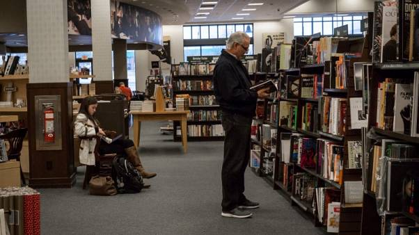 Barnes & Noble is sued by ex-CEO over termination