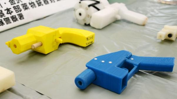 3-D printed gun blueprints for sale after U.S. court order, group says