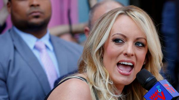 Citing free speech, Trump seeks dismissal of Stormy Daniels defamation case