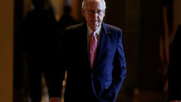 U.S. Senate leader says Myanmar leader cannot be blamed for atrocities