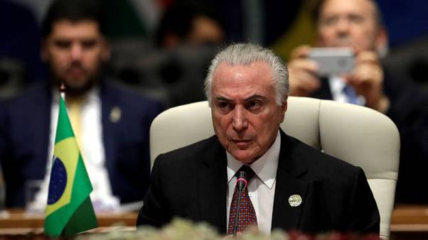 Brazil's Temer says Venezuelan exodus a threat to whole region