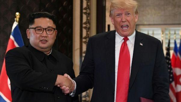 Dénucléarisation nord-coréenne: les négociations dans l'impasse