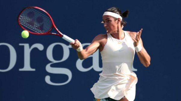 Caroline Garcia qualifiée pour le 2e tour de l'US Open le 28 août 2018