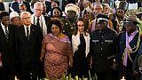 L'Allemagne remet des ossements de tribus exterminées à la Namibie