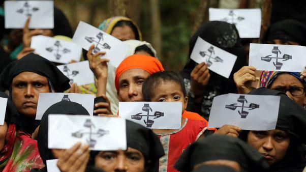 Myanmar rejects 'false allegations' in U.N. genocide report