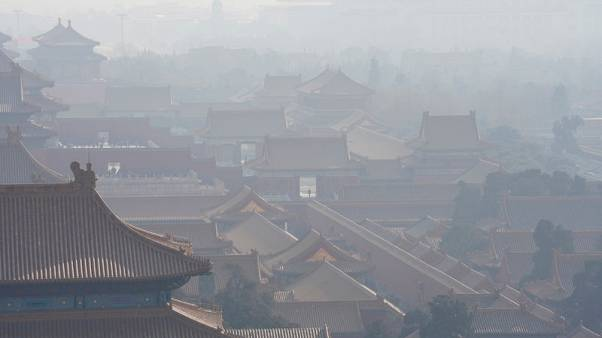 China to ensure gas supplies for this winter's smog fight -media