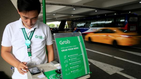Grab says it holds 65 pct of Indonesia ride-hailing market
