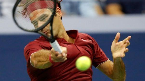 US Open: Federer en toute tranquillité