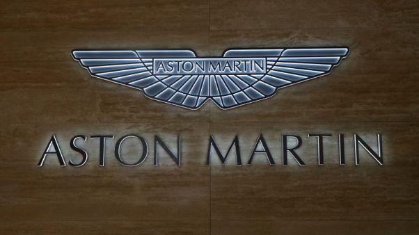 أستون مارتن تخطط للإدراج في بورصة لندن للأوراق المالية
