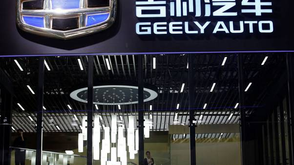China's Geely building new plant to make 250,000 bigger-sized cars - sources