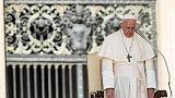 Pedofilia: Papa, Chiesa non agito bene