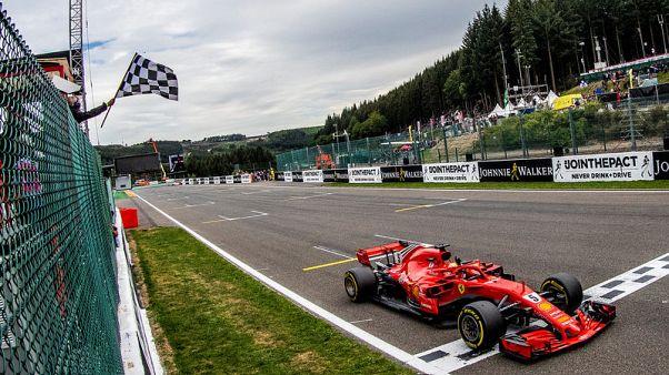 Vettel aims for a triumphant Ferrari homecoming