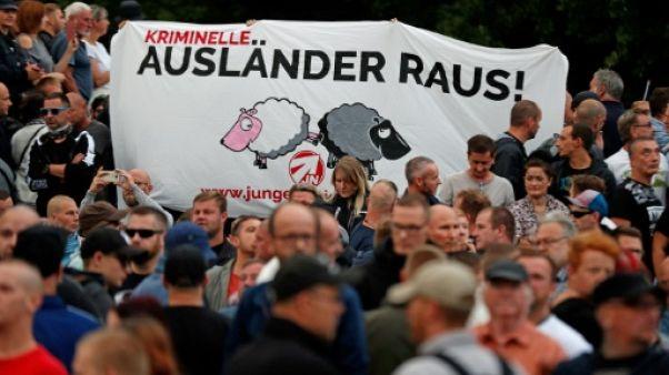 Chemnitz: la police critiquée après la diffusion sur internet d'un mandat d'arrêt