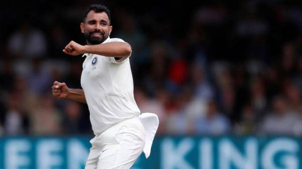Indian pacemen would target injured Bairstow, says Shami