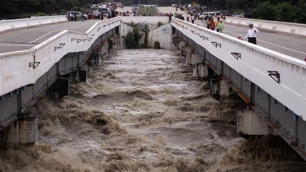 نزوح أكثر من 50 ألفا في ميانمار بعد فيضان مياه سد