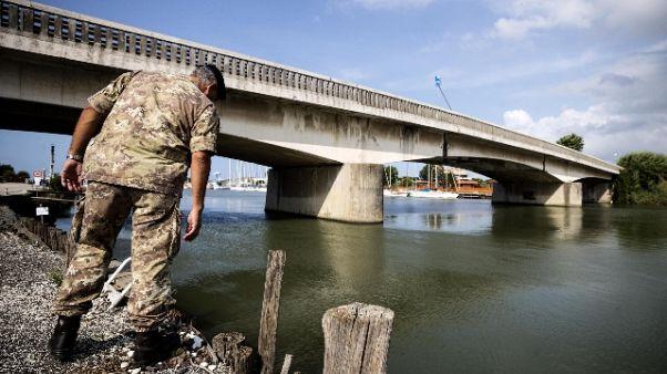 Riapre ponte Scafa, file Ostia-Fiumicino