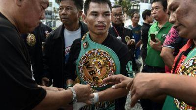 Boxe: record d'invincibilité pour un Thaïlandais aux 51 victoires