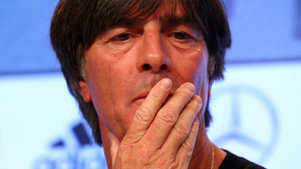 Germany's Loew repeatedly snubbed by Ozil after national team exit