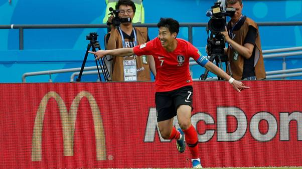 Son's Korea in football final after Vietnam victory