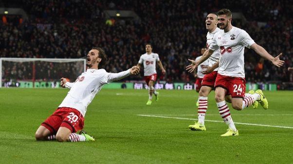 Hughes, Gabbiadini resta al Southampton