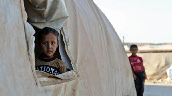 Syrie: l'ONU craint jusqu'à 800.000 déplacés en cas d'offensive à Idleb