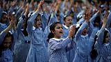 U.N. schools open in West Bank, Gaza despite U.S. funding cut