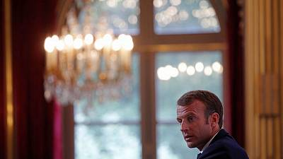 France's Macron says he is 'main opponent' to anti-immigrants Orban, Salvini
