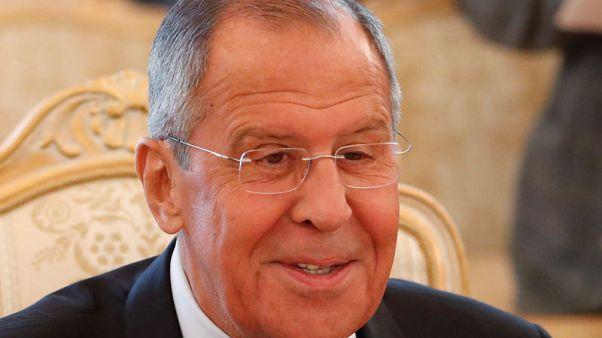 لافروف: الاتصالات جارية مع أمريكا بشأن الوضع في إدلب السورية