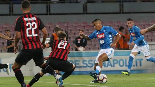 Napoli: Allan, è il momento di vincere