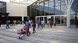 إعادة فتح مركز تجاري في جنوب أفريقيا بعد إخلائه بسبب تهديد بقنبلة