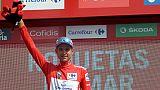 Tour d'Espagne: Rudy Molard premier leader français de la Vuelta depuis 2011