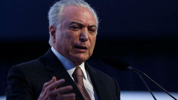 Brazil may limit entrance of Venezuelans via northern border - Temer