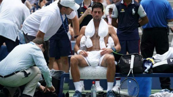 US Open: le tournoi reconduit son protocole lié à la chaleur extrême