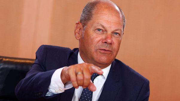 German finance minister urges European defence mergers
