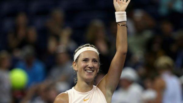 US Open: Azarenka au 3e tour sans forcer