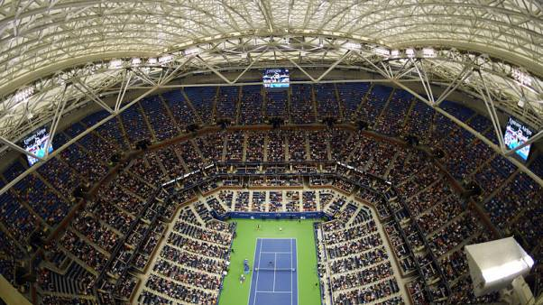 Tennis-Not for sale - U.S. Open's iconic venue names