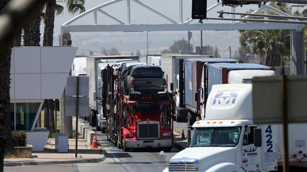Mexico-U.S. accords include Mexican auto export cap - sources