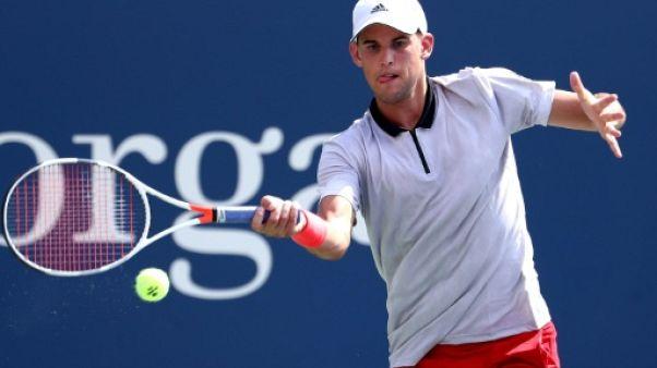 US Open: Thiem s'en sort en cinq sets